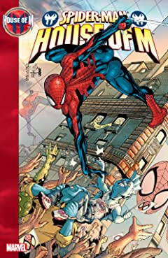 House of M: Spider-Man
