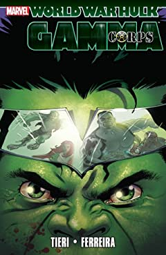 Hulk: World War Hulk - Gamma Corps
