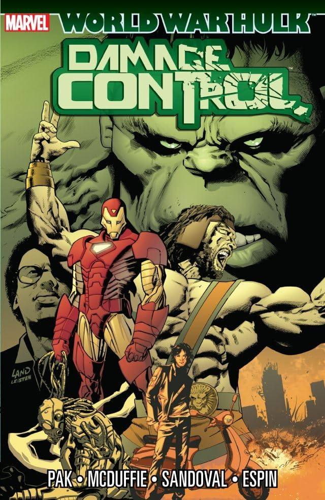 Hulk: World War Hulk - Damage Control