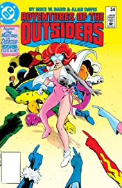 Adventures of the Outsiders (1983-1987) #34
