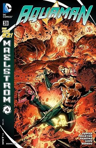Aquaman (2011-2016) No.38