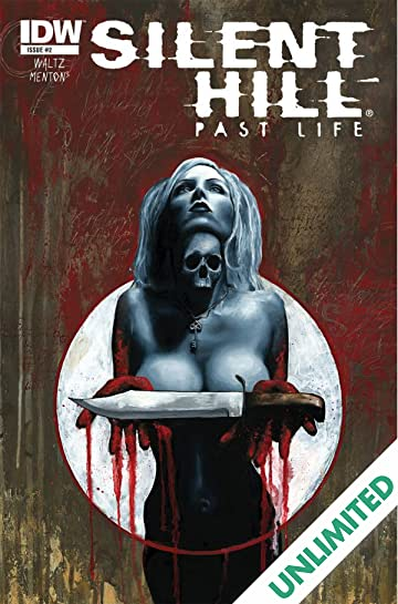 Silent Hill: Past Life #2 (of 4)