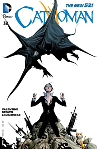 Catwoman (2011-2016) #38