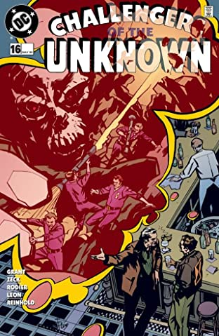 Challengers of the Unknown (1997-1998) #16