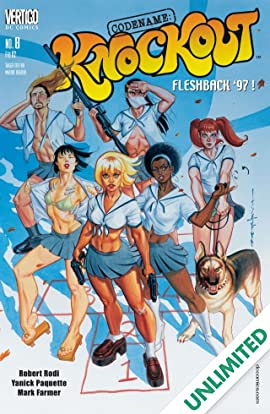 Codename: Knockout (2001-2003) #8