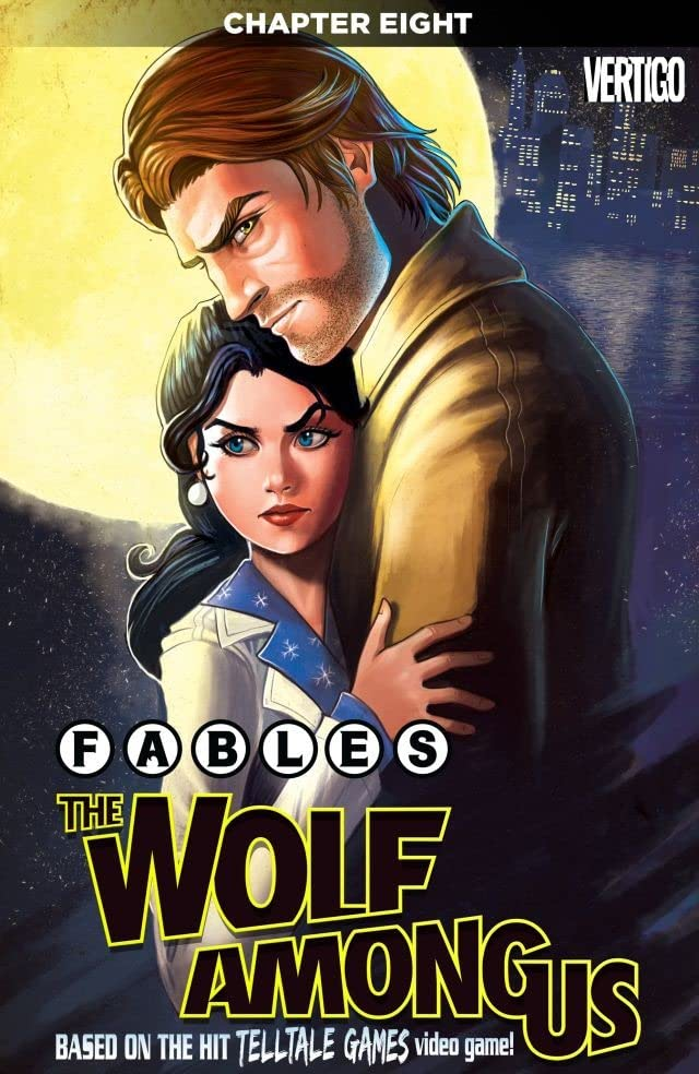 Fables: The Wolf Among Us #8