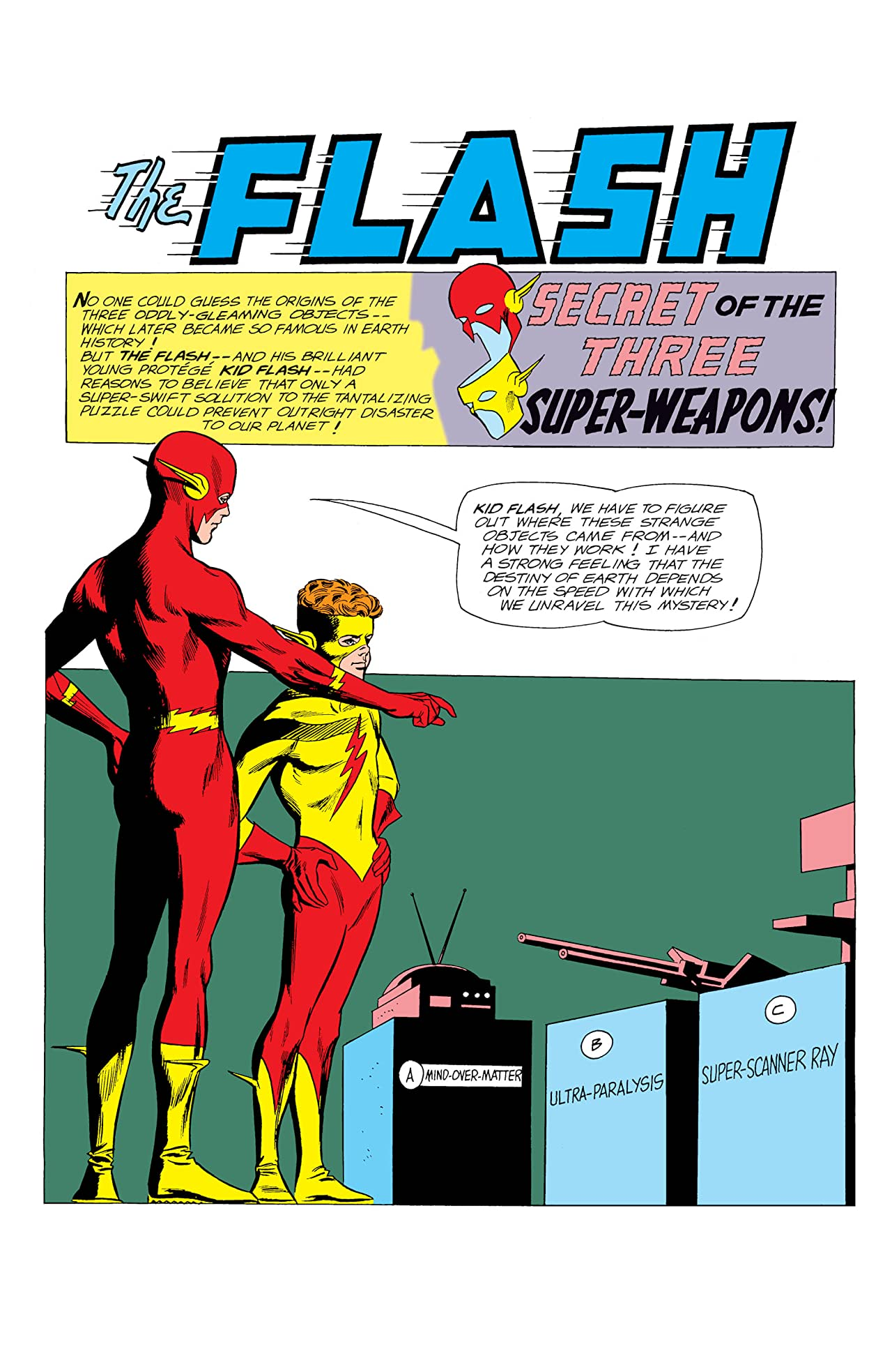 The Flash (1959-1985) #135