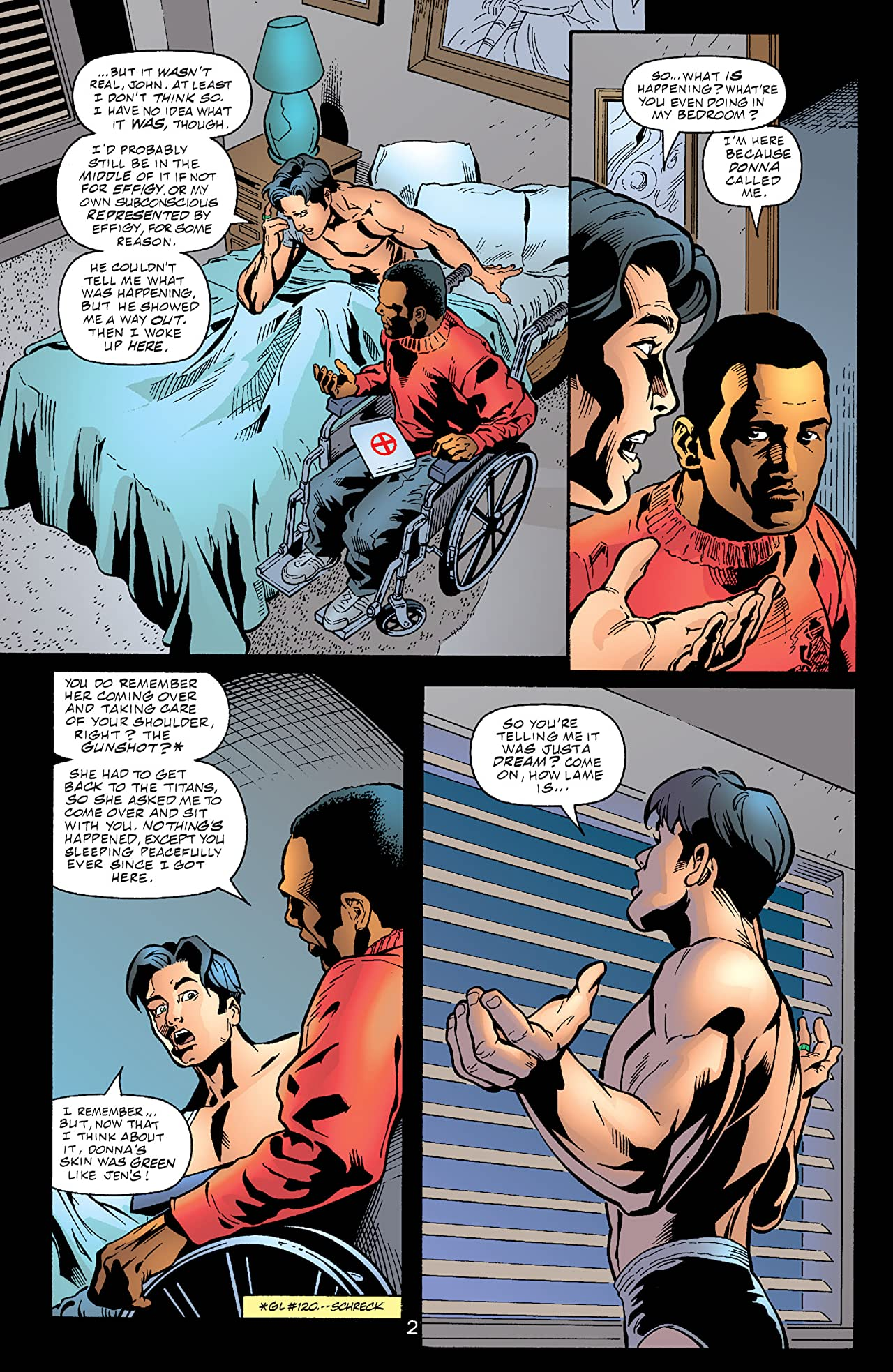 Green Lantern (1990-2004) #123