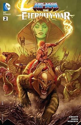 He-Man: The Eternity War (2014-2016) #2