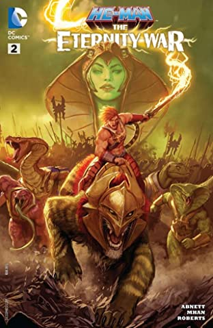 He-Man: The Eternity War (2015-) #2