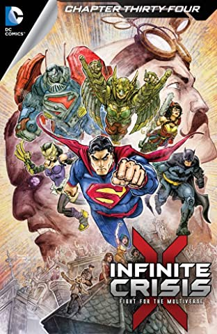 Infinite Crisis: Fight for the Multiverse (2014-2015) #34