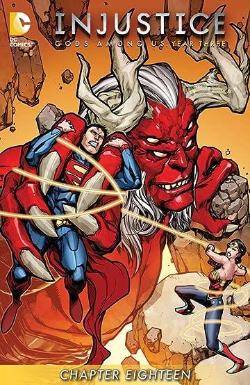 Injustice: Gods Among Us: Year Three (2014-2015) #18