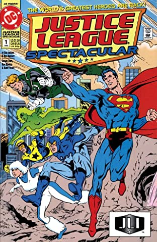 Justice League Spectacular (1992) #1
