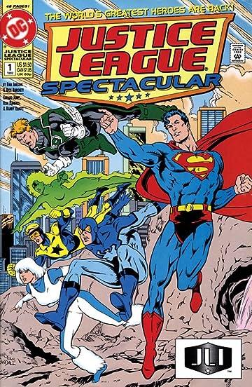 Justice League Spectacular (1992) #1