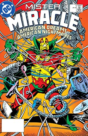 Mister Miracle (1989-1991) #1