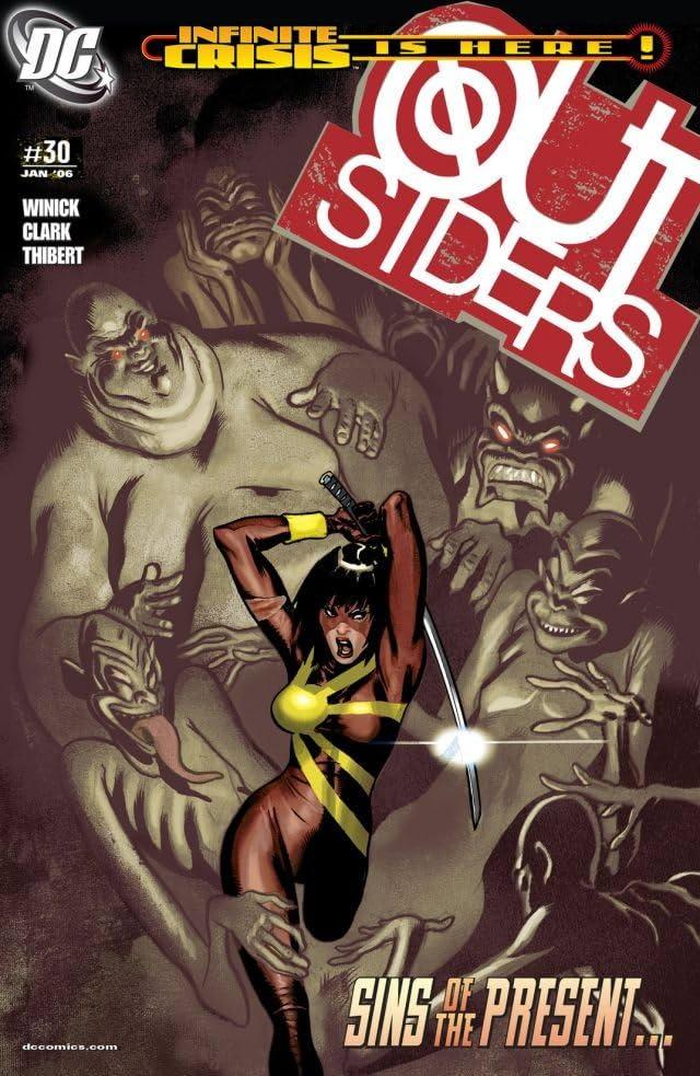 Outsiders (2003-2007) #30