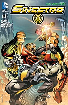 Sinestro (2014-2016) #9