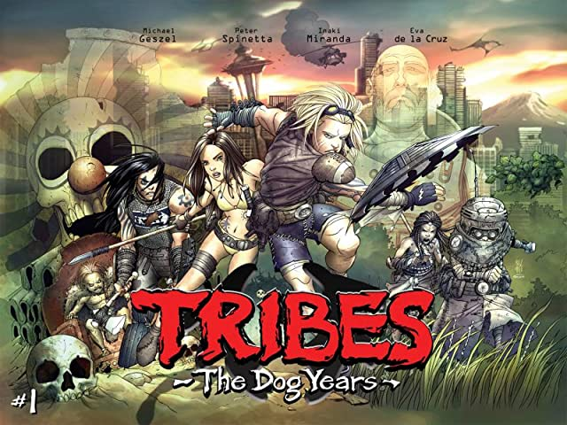 Tribes: The Dog Years - Chapter 1