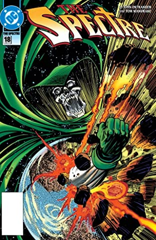 The Spectre (1992-1998) #18