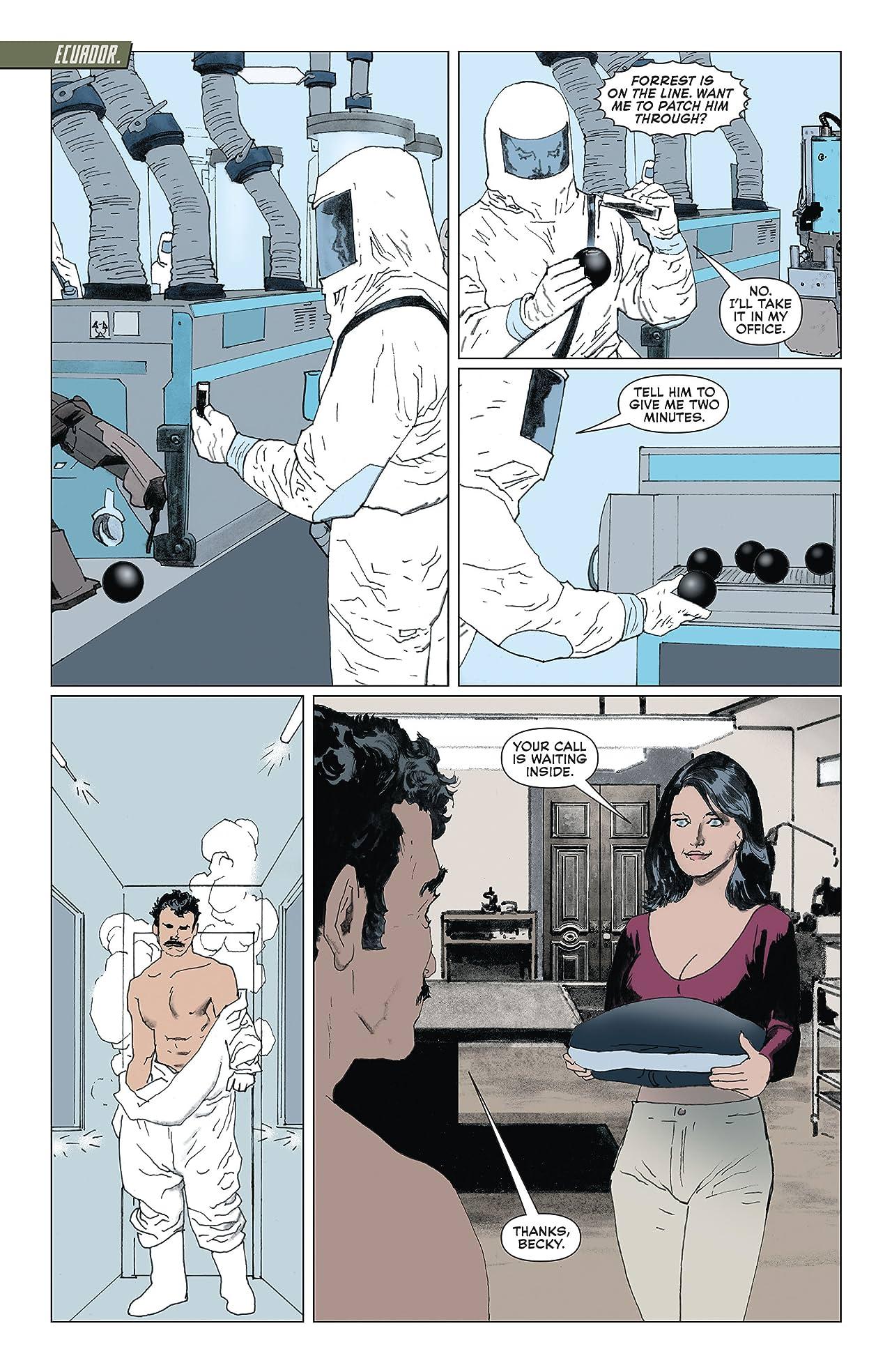 Star Spangled War Stories (2014-2015) #6