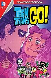 Teen Titans Go! (2013-) #15