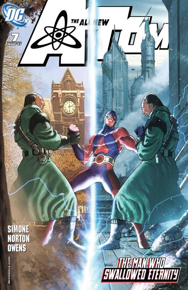The All New Atom (2006-2008) #7