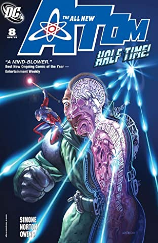The All New Atom (2006-2008) #8