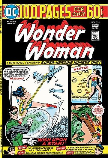 Wonder Woman (1942-1986) #214