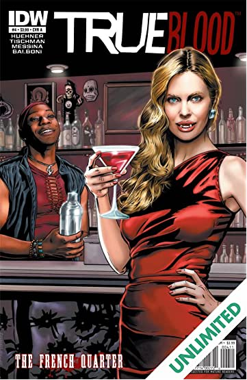 True Blood: French Quarter #4 (of 6)