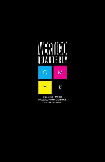 Vertigo Quarterly: CMYK (2014-2015) #4: Black
