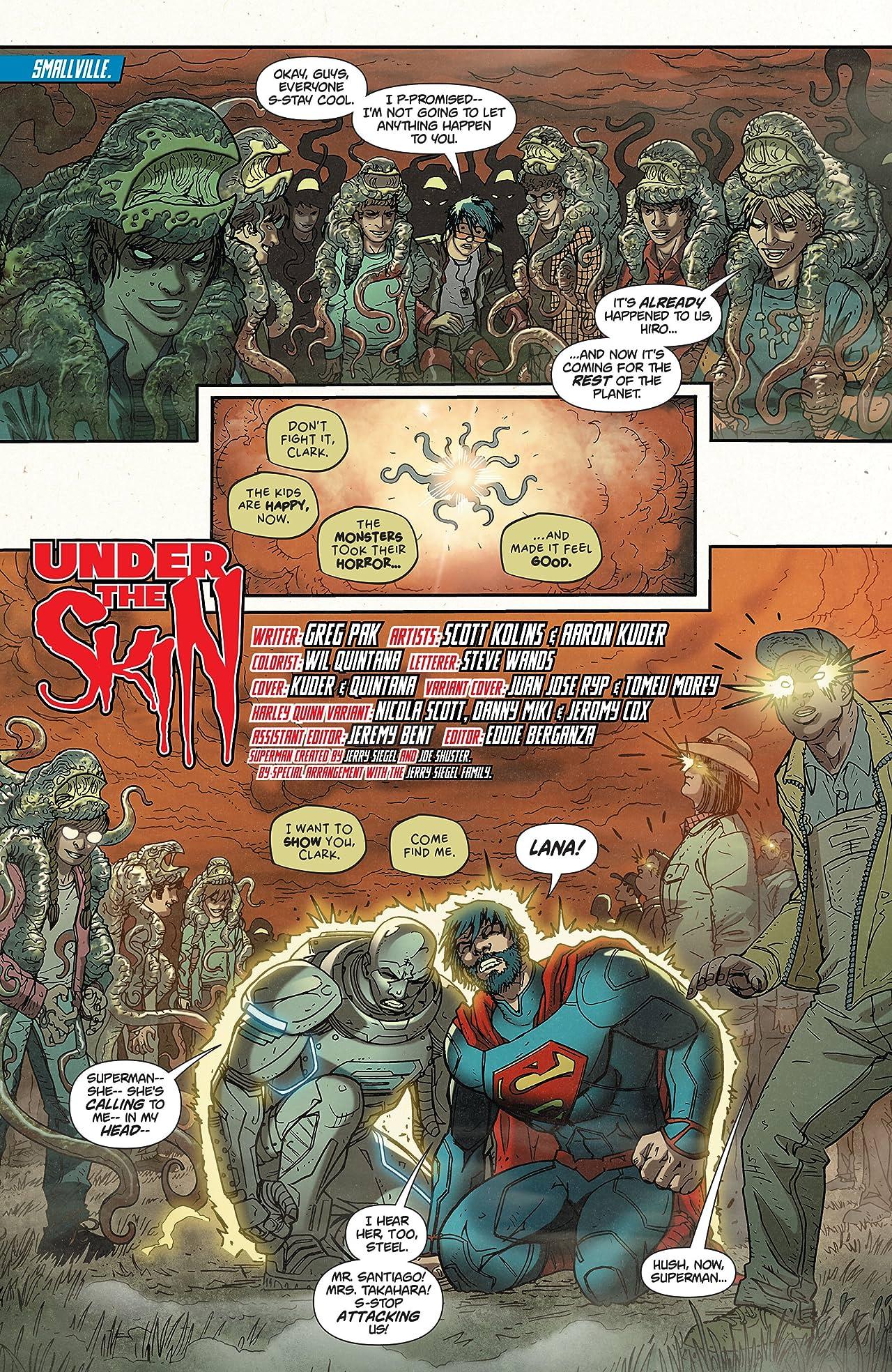 Action Comics (2011-2016) #39