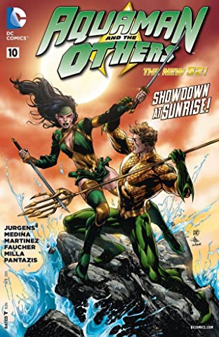 Aquaman and the Others No.10
