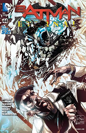 Batman Eternal (2014-2015) #44