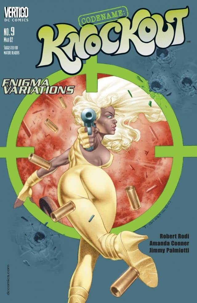 Codename: Knockout (2001-2003) #9