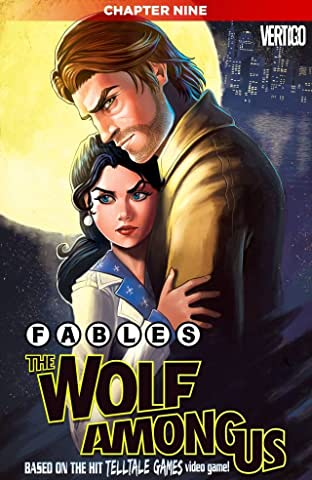 Fables: The Wolf Among Us No.9