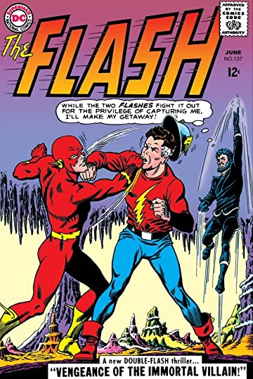 The Flash (1959-1985) #137