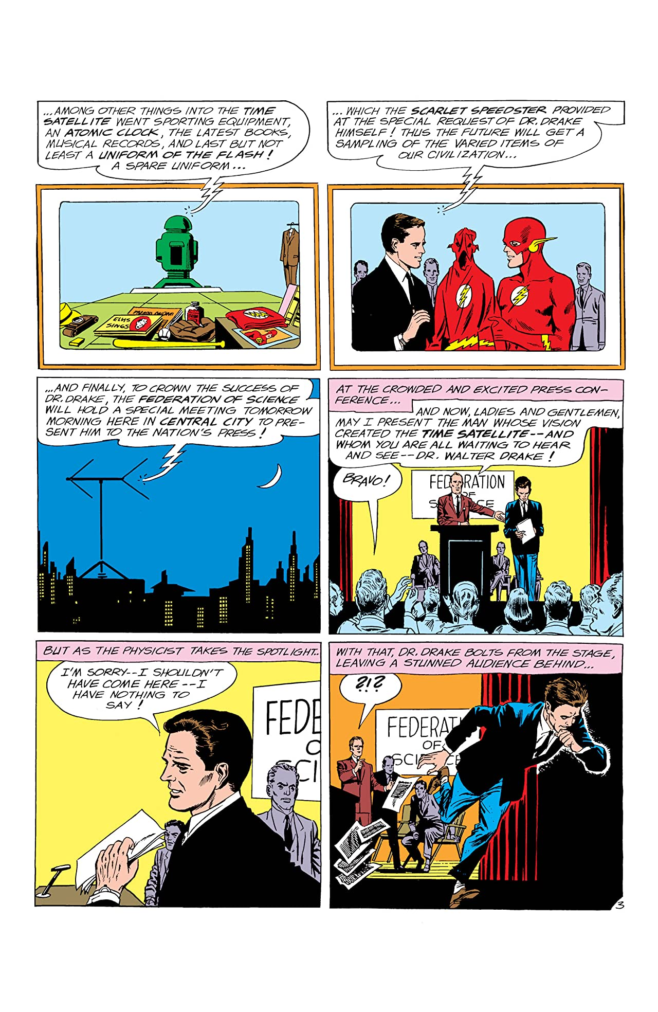 The Flash (1959-1985) #139