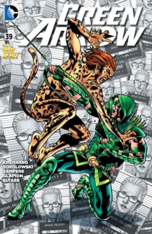 Green Arrow (2011-2016) #39