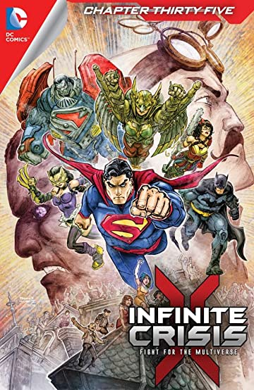 Infinite Crisis: Fight for the Multiverse (2014-2015) #35