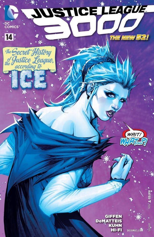 Justice League 3000 (2013-2015) #14