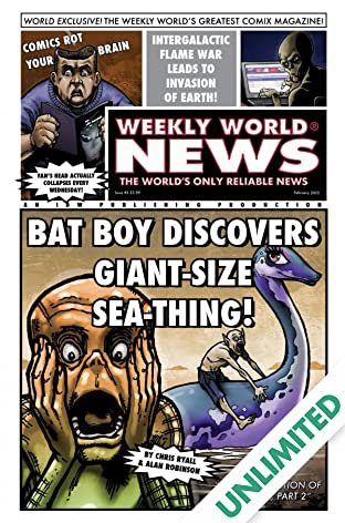 Weekly World News #2