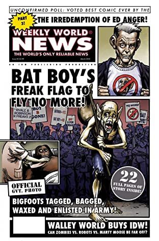 Weekly World News #3