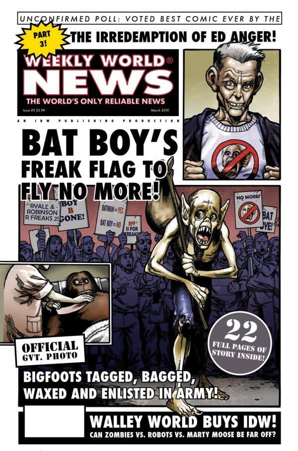 Weekly World News #3