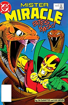 Mister Miracle (1989-1991) #2