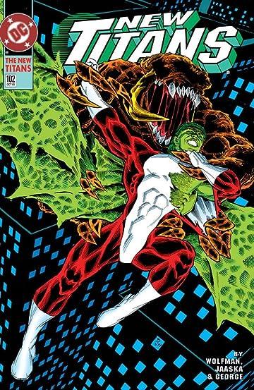 The New Titans (1984-1996) #102