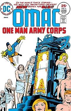OMAC (1974-1975) #5