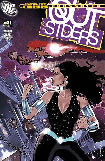 Outsiders (2003-2007) #31