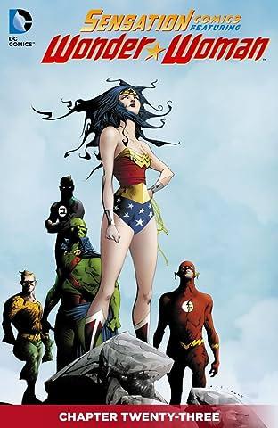 Sensation Comics Featuring Wonder Woman (2014-2015) #23
