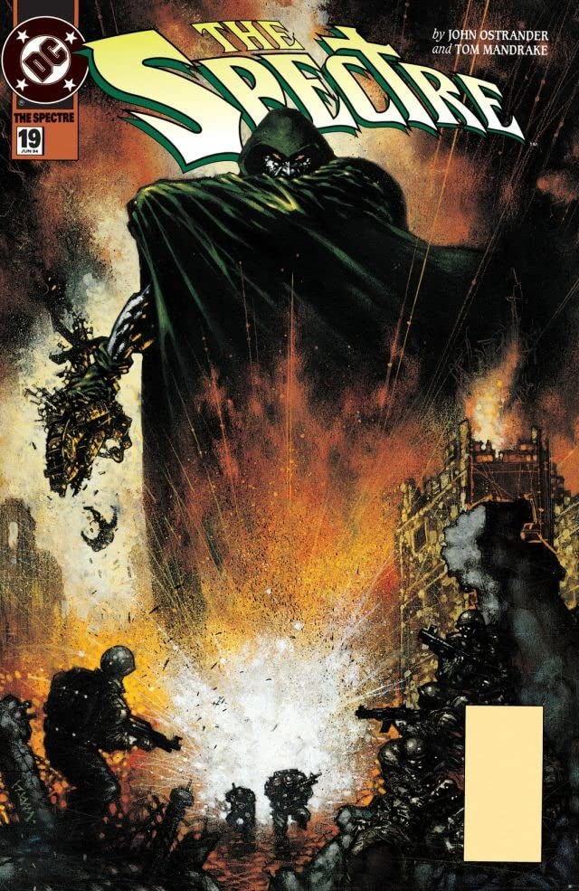 The Spectre (1992-1998) #19