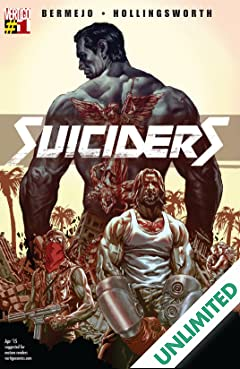 Suiciders (2015) #1